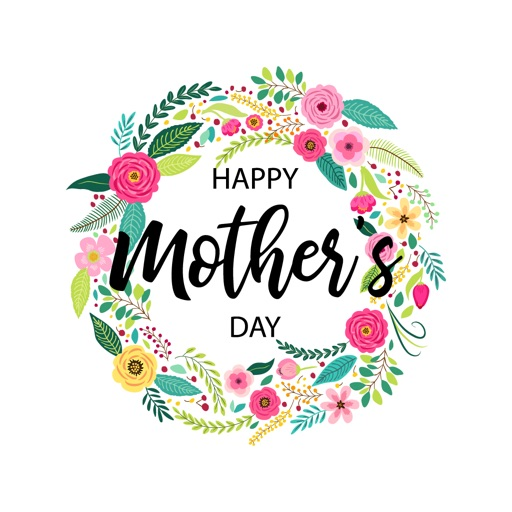 Mother's Day Stickers Emojis