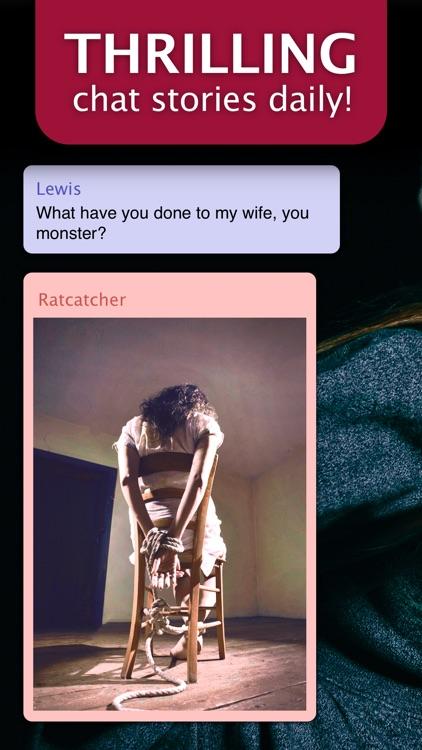 Mustread - Creepy Chat Stories screenshot-0
