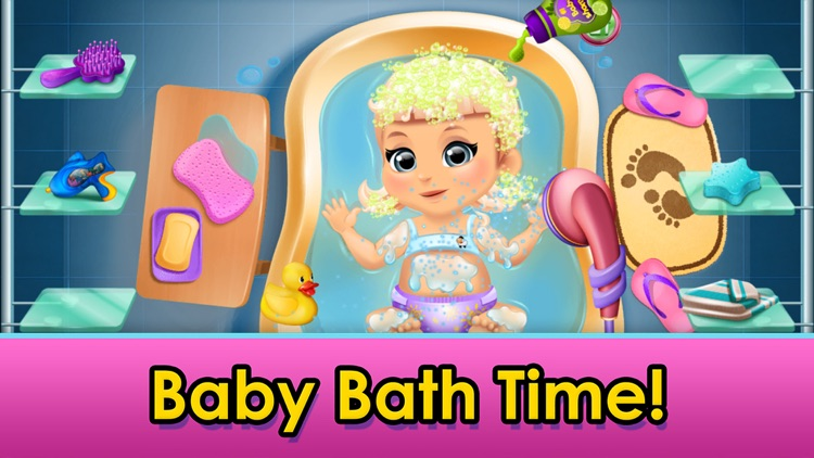 Mommy's New Baby Salon 2 screenshot-8