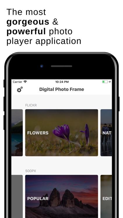 Digital Photo Frame + Pro