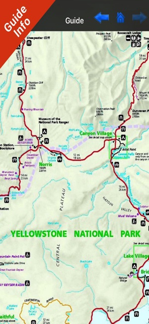 USA Parks & Forests GPS Maps on the App Store