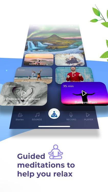Rest: Sleep Sounds Meditation screenshot-3