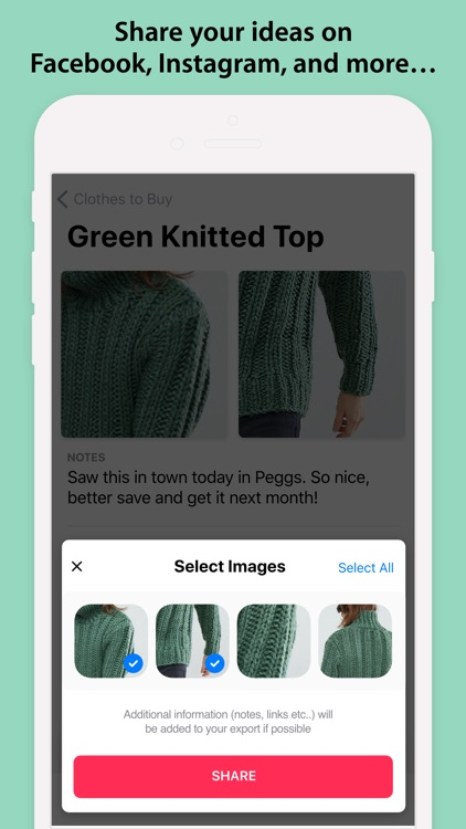 Collections - Photos & Notes screenshot-6