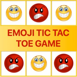 Emoji Tic Tac Toe Family Game