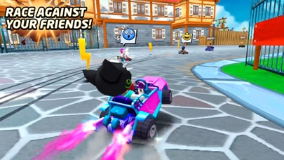 Boom Karts -Multiplayer Racing screenshot 4