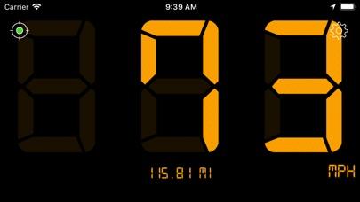 Speedometer Speed Box screenshot1