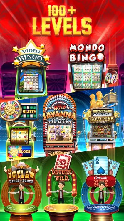 GSN Grand Casino: Slots Games screenshot-0