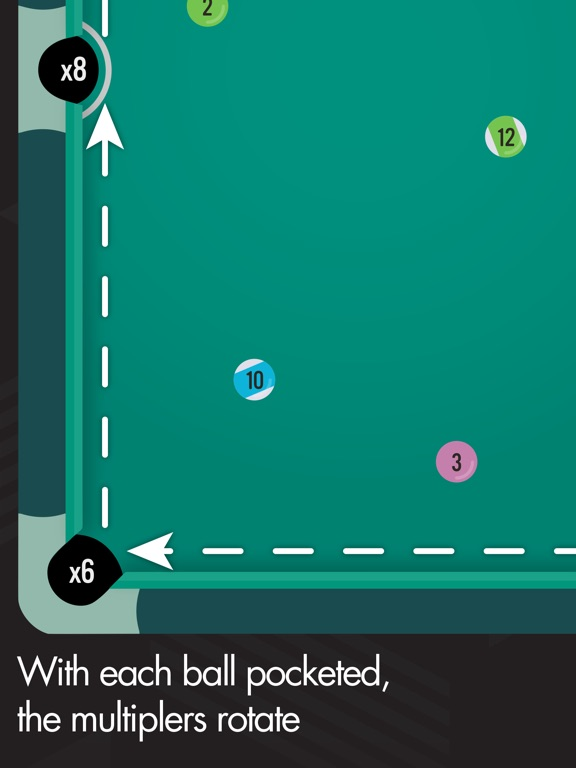 Pocket Run Pool screenshot #3