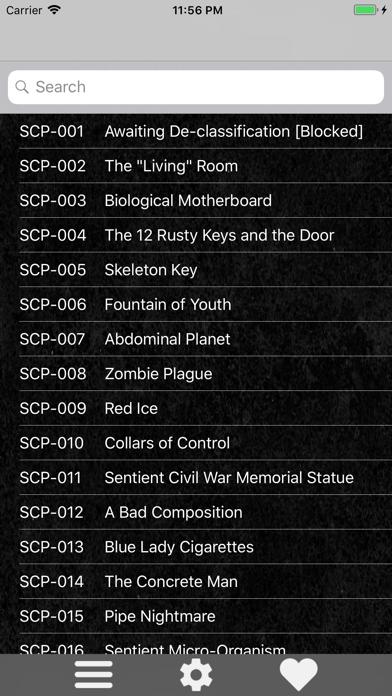 SCP Foundation Catalogのおすすめ画像1