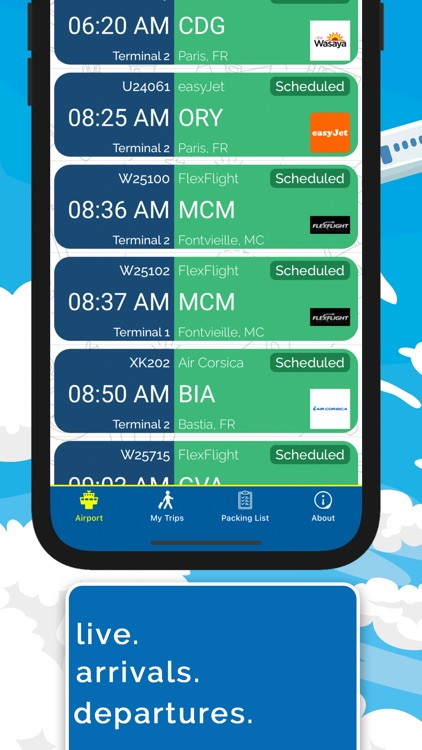 Airport Pro - Flight Tracker screenshot-0