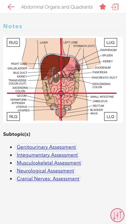 RNotes: Nurse's Pocket Guide screenshot-4