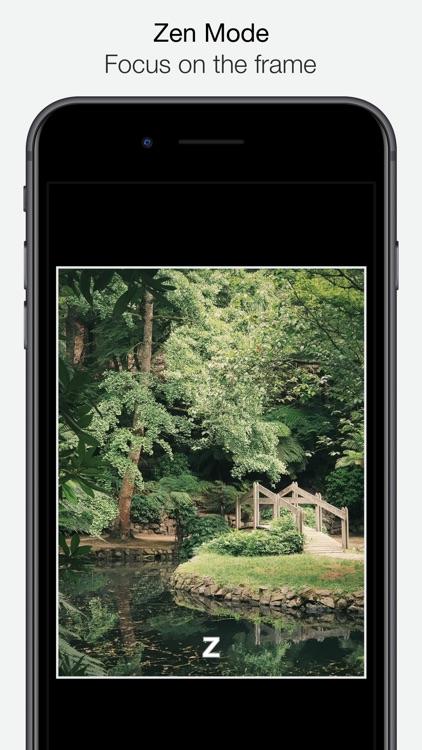 Vistax - Pro Camera screenshot-4
