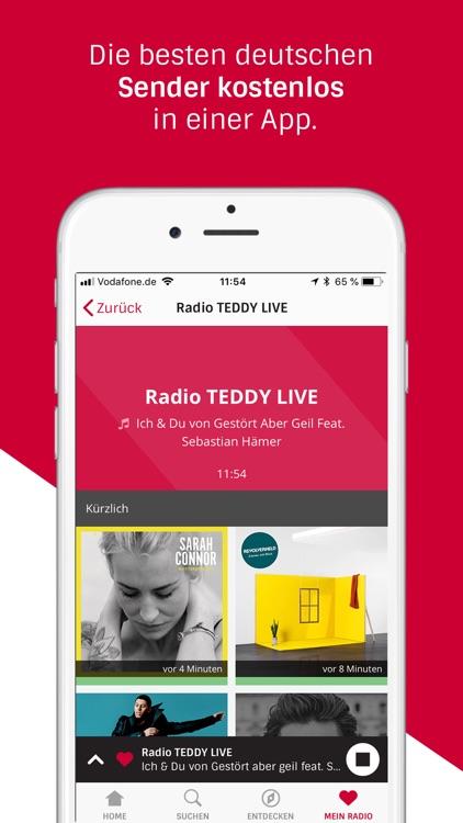 Radioplayer – Radio für alle screenshot-5
