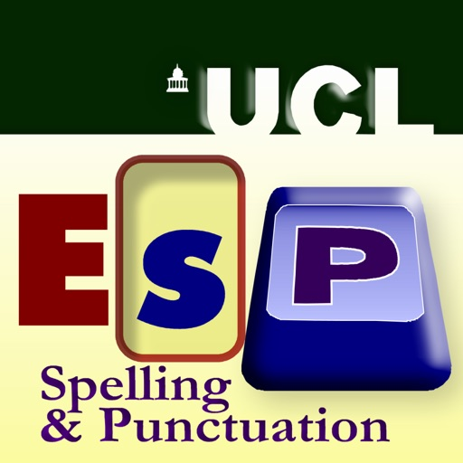 English Spelling & Punctuation by UCL Business PLC