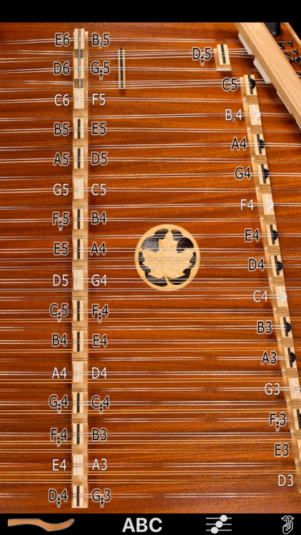 Dusty Strings 16/15 Dulcimer screenshot-0