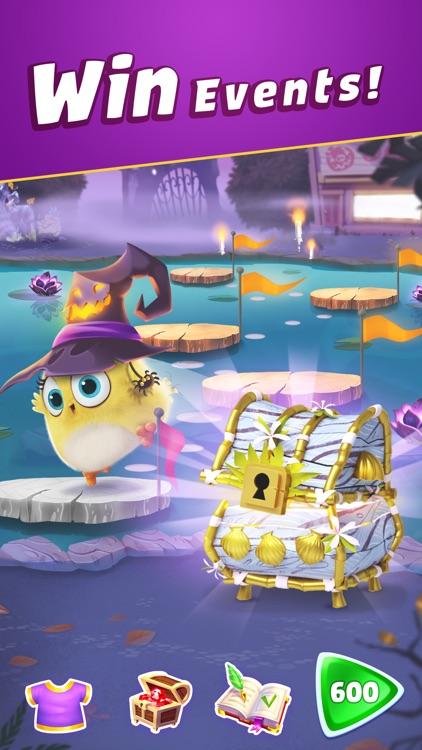 Angry Birds Match 3 screenshot-4