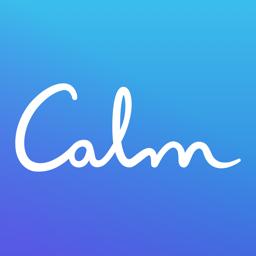 Ícone do app Calm - Meditação e Sono