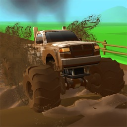 Mud Racing: 4x4 Off-Road Truck