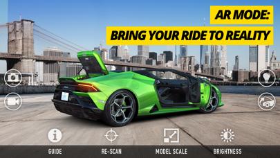 Screenshot from CSR 2 Multiplayer Racing Game