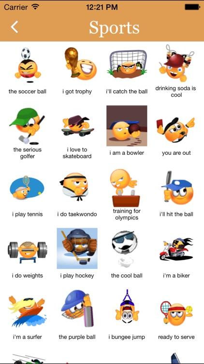 Animated 3D Emoji Stickers screenshot-4