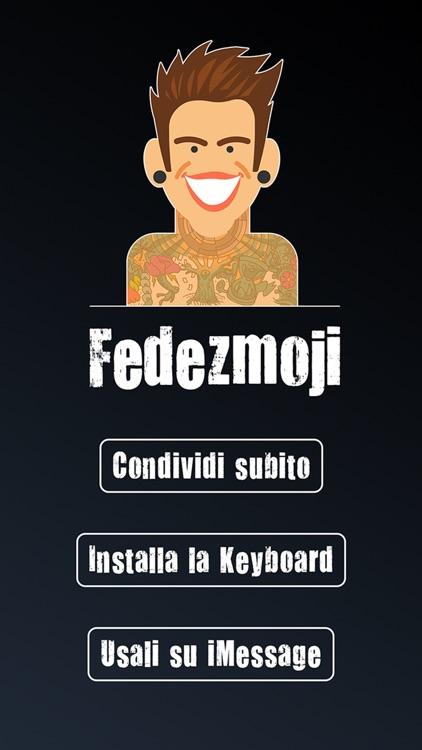 Fedezmoji screenshot-3
