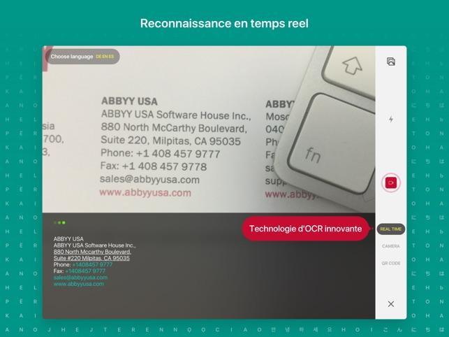 TextGrabber 6 Real Time OCR Dans LApp Store