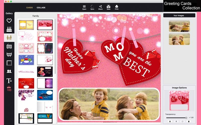 Pic Collage Creator - Cards screenshot 1