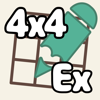 NumberPlace4x4 Expert