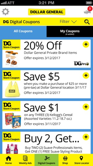 Dollar General On The App Store - Invoices free dollar store online