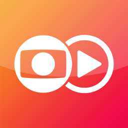Ícone do app Globoplay