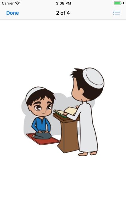 Young Muslim screenshot-4