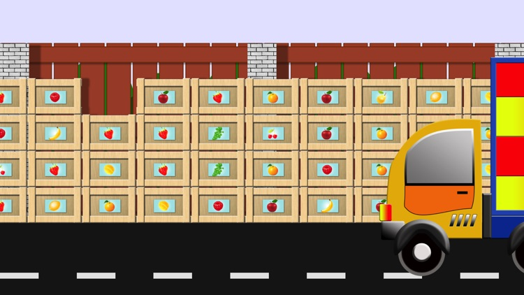 Truck in the maze of the city screenshot-7