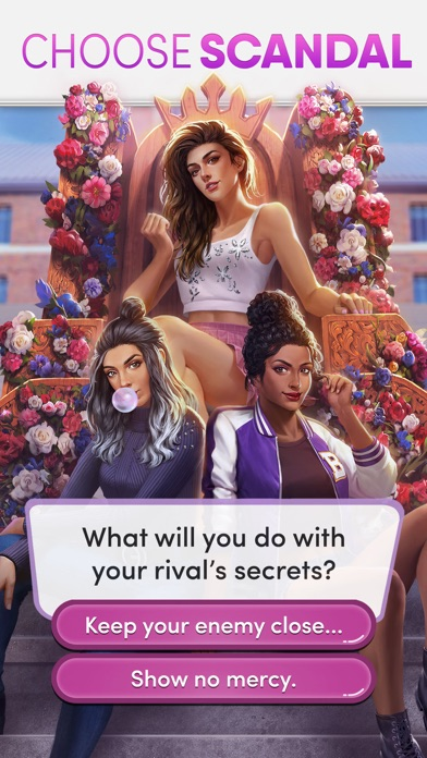 Screenshot from Choices: Stories You Play