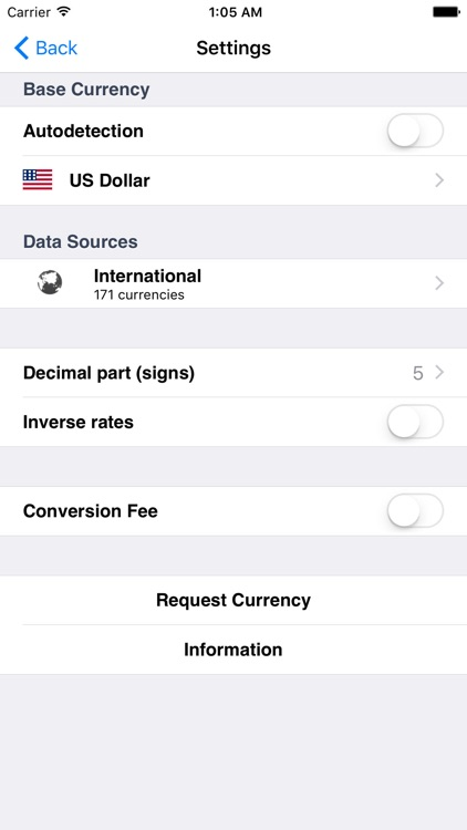 CurrencyGo: Currency Converter screenshot-3