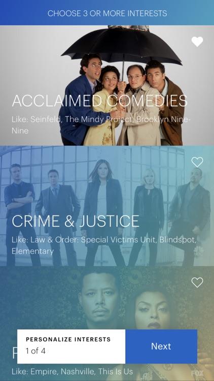 Hulu: Watch TV Shows & Movies screenshot-5