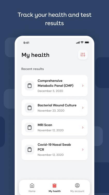 My Summit Health screenshot-4