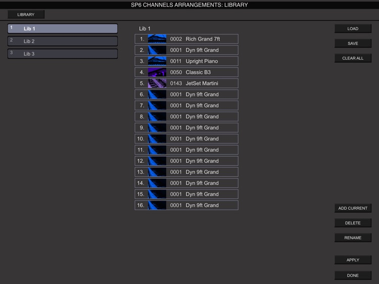 SP6 Sound Editor screenshot-7