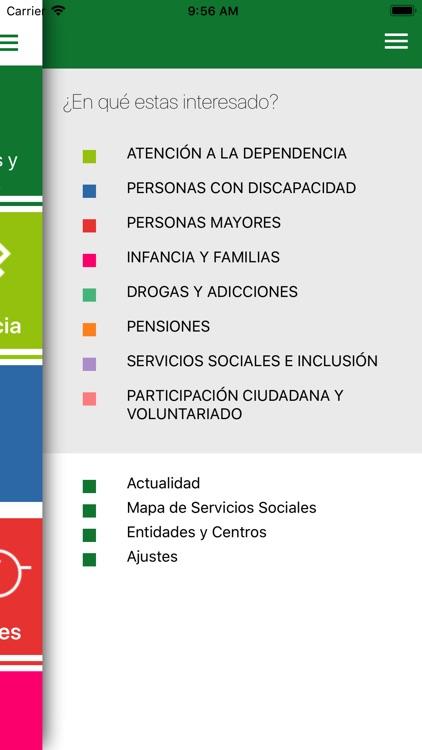 Servicios Sociales Andalucía