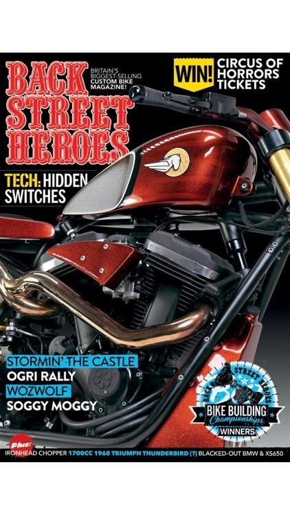Back Street Heroes Magazine screenshot-4