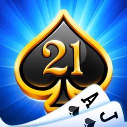 Blackjack 21! Casino Card Game