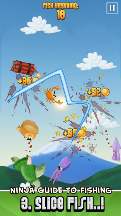 Ninja Fishing free Gold hack
