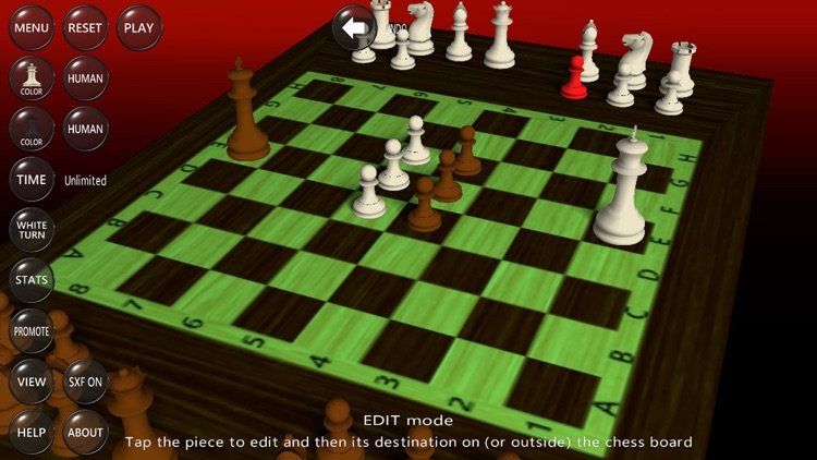 3D Chess Game screenshot-4