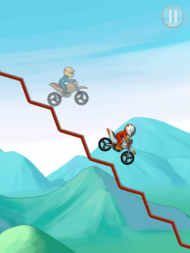 Bike Race: Beste Spiele Screenshot