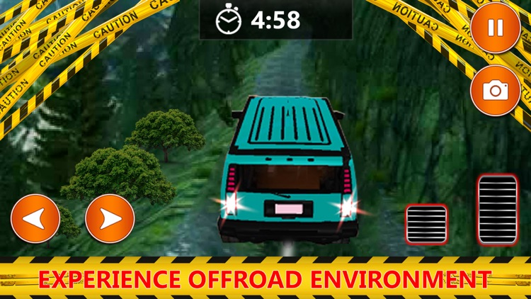 Offroad Jeep Racing screenshot-3