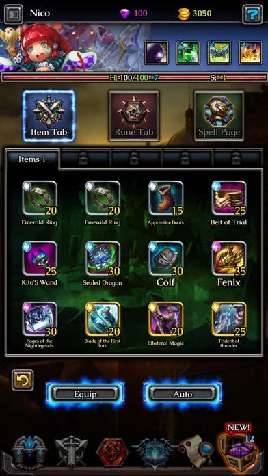 Screenshot 4 Heroes of Arzar