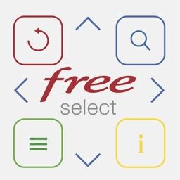 FreeSelect Télécommande