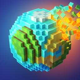 我的星球: 在线生存与建设游戏