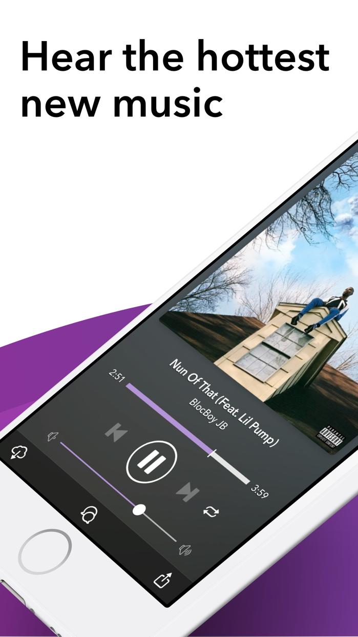 Spinrilla - Mixtapes & Music Screenshot