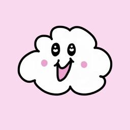 One Little Cloud