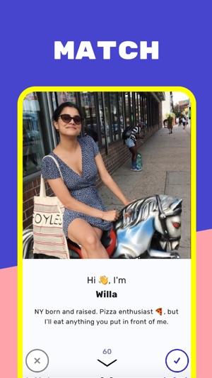Short dating profile description